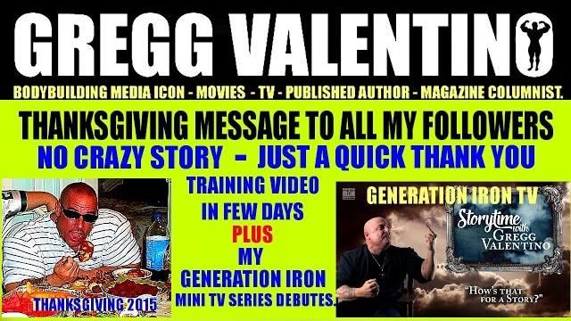 Gregg Thanks