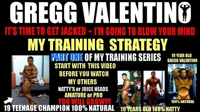 Gregg training video 1